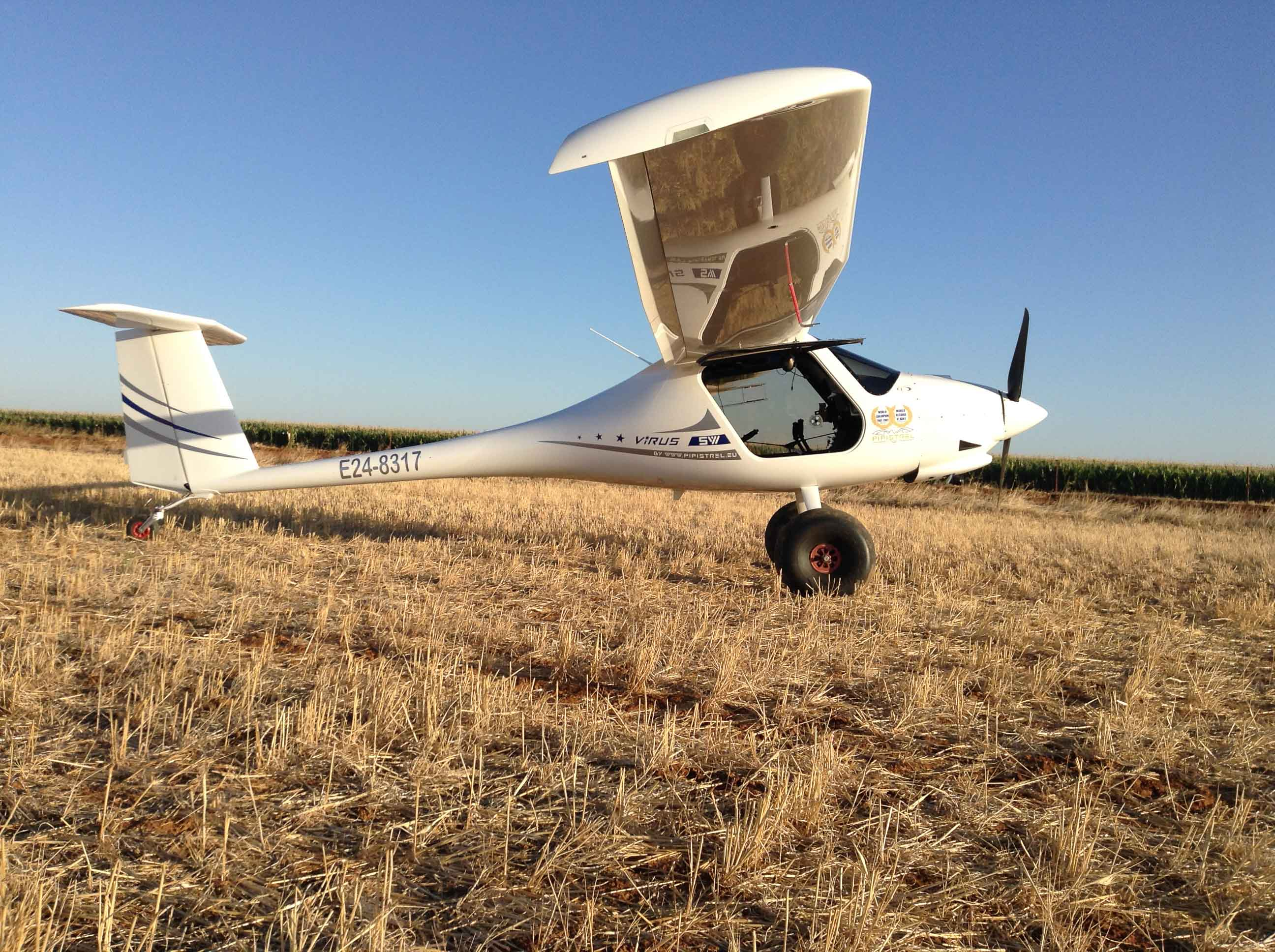 Virus SW 80/100/115/iS – Pipistrel