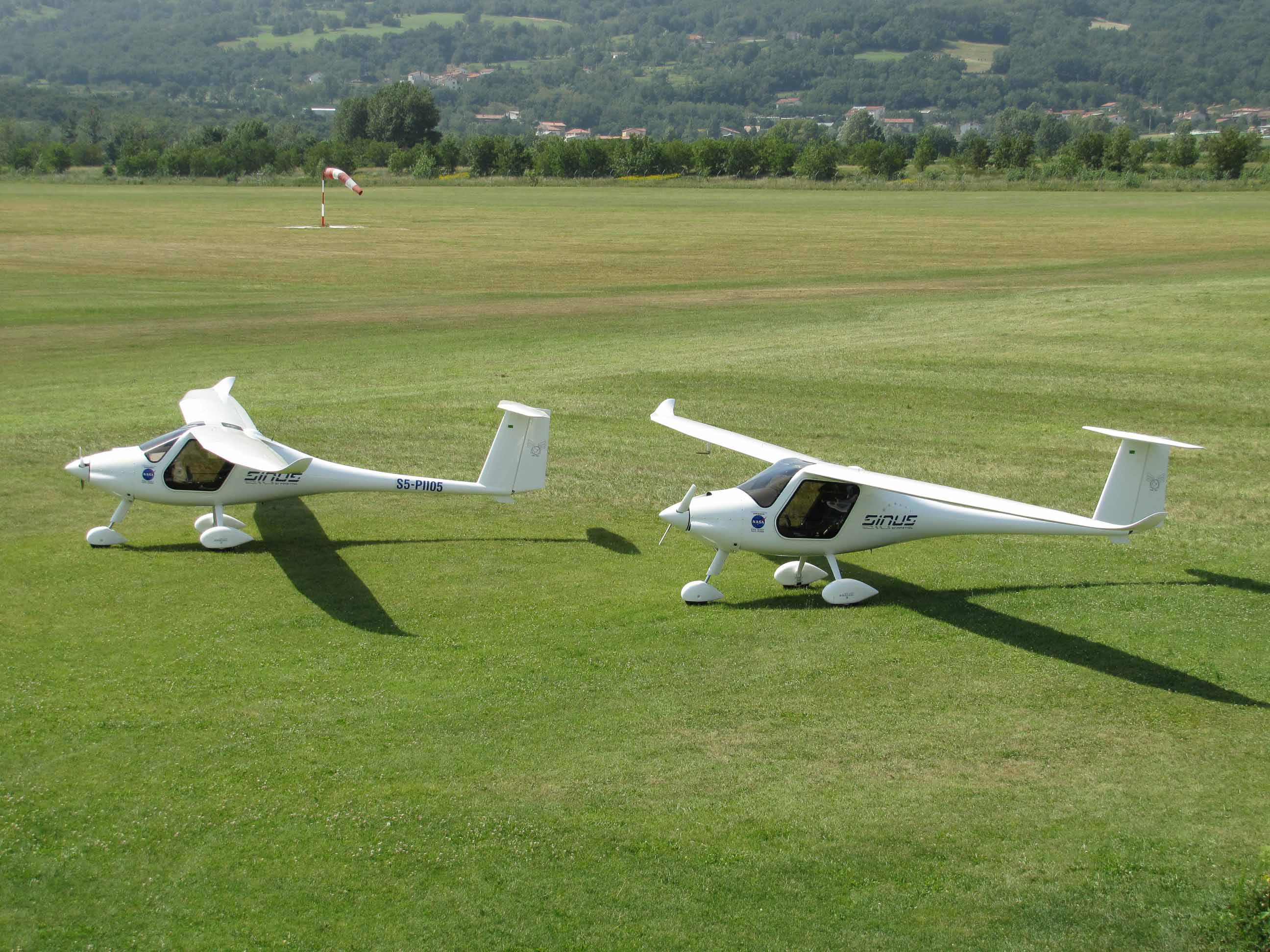 Sinus Flex – Pipistrel