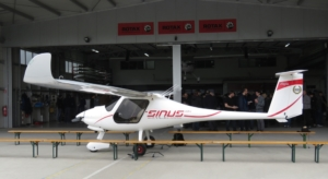 Pipistrel Sinus Max no.1000