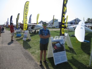 Riley at Airventure