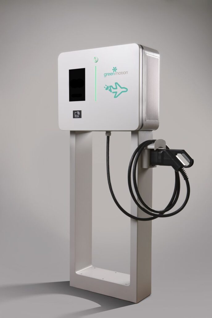 GreenMotion charging station