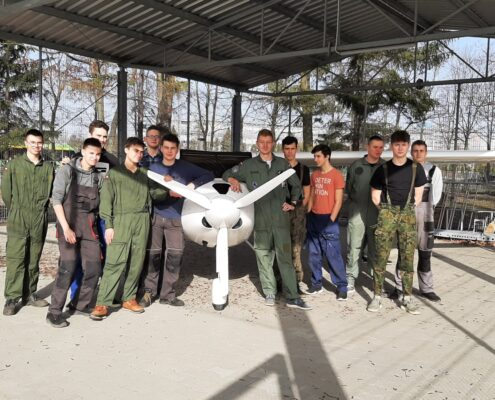 Skydream Virus SW and Electronic and Mechanical Technical School in Poznan